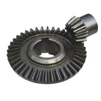 Quality Straight Bevel Gear set for sale