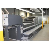 an overview of sheet fed offset lithography Job responsibilities performs any combination of following tasks to assist the press operator to make ready, operate, and maintain sheet-fed or web offset printing press.