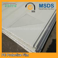 Quality Sandwich Roof Panel Surface Protection Film Curved Sandwich Panel Surface Protection Film for sale