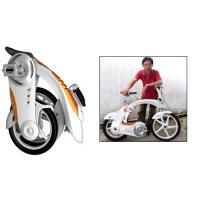 Quality Convinent Magnesium Alloy Intelligent Folding Electric Pocket Bike For Sale, Manufacturer Price for sale