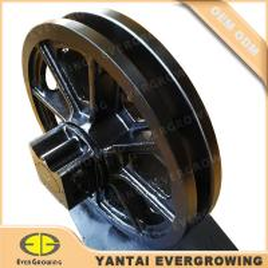 Quality Tumbler Drive Idler Assy Guide Wheel for Hitachi KH100D Crawler Crane for sale