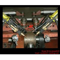 Buy 3 In1 H Beam Welding Line Steel Beam Assembling and Welding and Straightening Machine at wholesale prices
