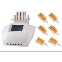 Quality Cold Laser Therapy Lipo Laser machine / Fat Burning Equipment for sale