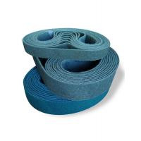 Quality Long 4x21 2x42  Zirconia Sanding Belts 120 # Red Blue  Brown Color Available for sale