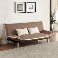 Quality 2 Pillow Modern Home Sofa Bed Pull Out For Added Versatility L195*W102 / 123*H90 / 32CM for sale
