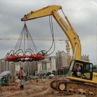 Quality beiyi Concrete Breaker Rock Breaker Pile Foundation Machinery in China for sale