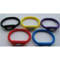 Buy cheap Silicone Bracelet Watches from wholesalers