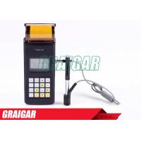 Quality Digital Leeb Hardness Tester / Portable Hardness Meter With 1250 Groups Data Memory for sale