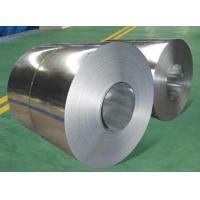 Quality DX51 Steel Grade EN 10147 Hot Dip Galvanized Steel Coil Roll For Industrial Freezers for sale