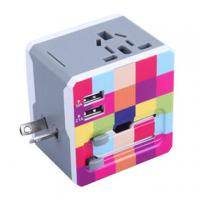 Quality Newest Travel Adapter with 2 USB Charger for sale