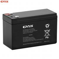 China 7AH 12VDC(20HR) UPS battery rechargeable VRLA AGM battery valve regulated lead-acid battery on sale