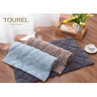 Quality Customized Washable Hotel Bath Mats / Floor Mats For Motel Bathroom for sale