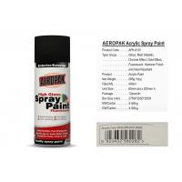 AEROPAK acrylic Spray Paint for car 400ml cream white with SGS certificate
