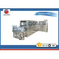 Quality Small Scale Barrel 5 Gallon Water Filling Machine Fully Automatic High Performance for sale