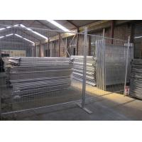Quality Public Security Event Steel Temporary Fencing Weather Resistant And Durable for sale