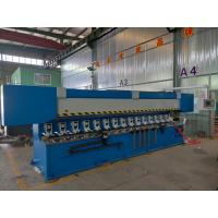 China 5m Length CNC Sheet Metal V Grooving Machine 1250/5000 with 5 alloy blades to cut on sale