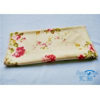 Quality Microfiber 80% Polyester 20% Polyamide Printed Microfiber Cloth No Fading for sale