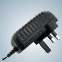 Buy 24W Wall Mount Universal AC Power Adapter EN60950 / EN60065 for Electronics at wholesale prices