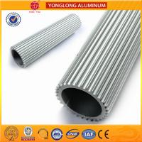 Quality Rectangle Aluminum Window Profiles Sound Insulation High Structural Stability for sale