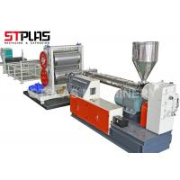 Quality HDPE Drain Board Plastic Sheet Extrusion Machine , Plastic Sheet Making Machine for sale