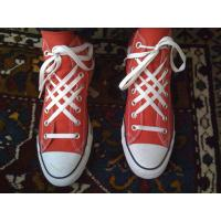 Quality fashion print shoelaces / heat transfer print for sale