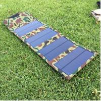 China 6W Mini Solar Panel Cell Phone Charger, 5V Outdoor Portable Solar Energy Phone Charger for sale