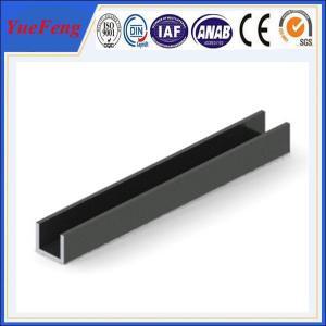 Quality OEM aluminum channel extruded aluminum profile manufacture, wholesale aluminum enclosure for sale