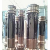 Quality Stainless Steel Column Covers / Round Column Covers/stainless steel package column for sale