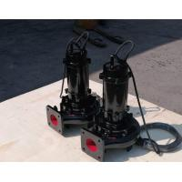 Quality Centrifugal Submersible Sewage Pump Solid Handling TECO Motor High Performance for sale
