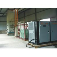 Quality Skid Mounted Oxygen Gas Plant / Cryogenic Air Separation Unit For Industrial for sale