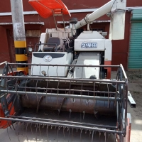 China 2.43L Diesel Second Hand Kubota Wheat Cutter Machine on sale
