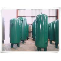 Quality High Pressure Carbon Steel Air Receiver Tanks For Diesel Protable Air Compressors for sale