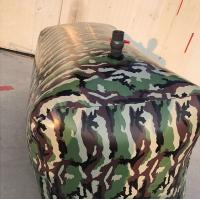 China Camouflage Tarpaulin Water Tank EN 14960 Drinking Water Storage For Army on sale