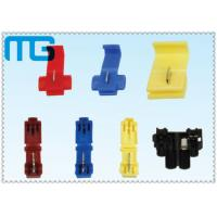 Quality Colorful Open Barrel Terminals Multiple Types Quick Release Terminal Splice Connector for sale