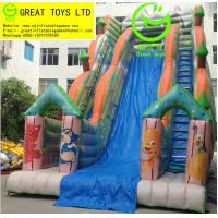 Quality Best selling big kahuna inflatable slide with 24months warranty GT-SAR-1640 for sale