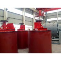 Quality Normal Mineral separation agitated tanks For Agitating Pulp / Dewatering / Desliming for sale