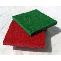 Quality Anti-slipping Epdm & Rubber Flooring Tile for sale