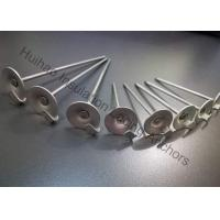 "Quality Metal Insulation Fasteners , Stainless Steel Lacing Anchors 2.5"" long x 14 Gauge for sale"