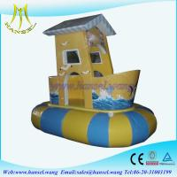 Quality Hansel super quality CE certificated children playground for sale
