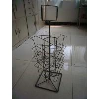 China Supermarket Countertop Display Rack / Display Shelves For Showroom on sale
