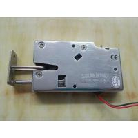 China Smart Metal File Cabinet Lock Replacement Small 56mm Weidth With High Level Cable on sale