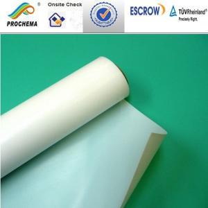 Quality PVDF  opaque  film, PVDF white film , PVDF solar cell film for sale