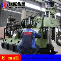 Quality XY-44A is a hydraulic core drilling rig suitable for high-speed medium and deep borehole drilling in complex rock format for sale