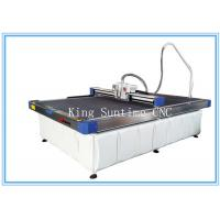 Buy Vacaum Absorption Method Corrugated Board Cutting Machine 1400 * 1000mm at wholesale prices