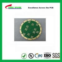 Buy Printed Circuit Board Double Sided Pcb Communication Pcb 2l Ro4350b 0.8mm at wholesale prices