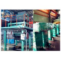 Quality Automatic Copper Rod casting Upcasting Machine with inverter motor for sale