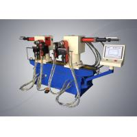Quality High Performance Double Head Pipe Bending Machine For Office Furniture Processing for sale