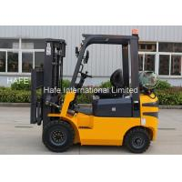 Quality 1.8T 3m LPG Forklift Trucks 2 Stage 3m Mast Design With External Air Filter for sale