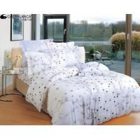 Quality Printed Flower Floral Bedding Sets / Thread Count for Bedroom for sale