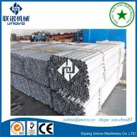 China mass producing cold formed steel pole for vineyard trellis on sale